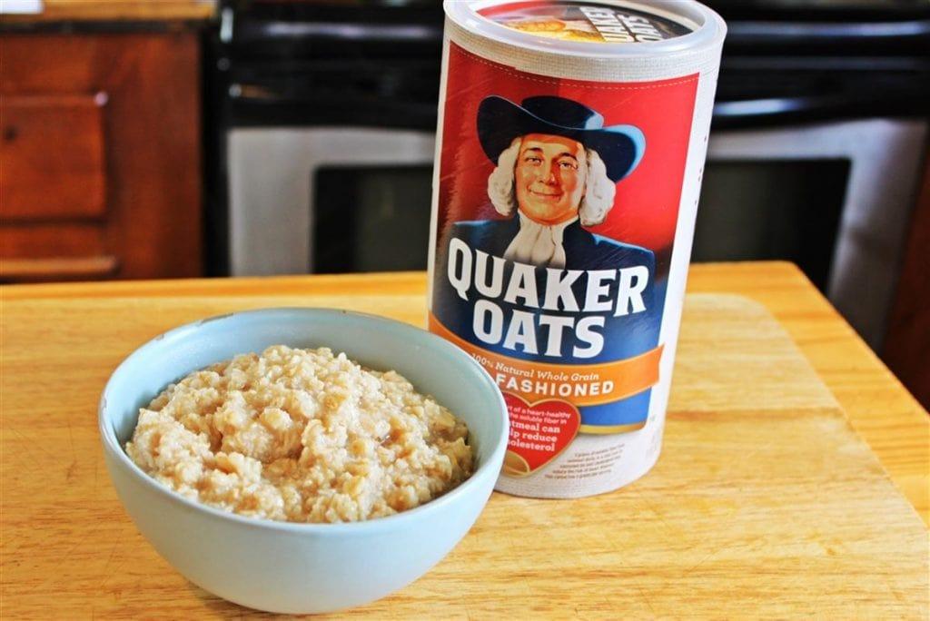 Bot yen mach quaker oats cua My