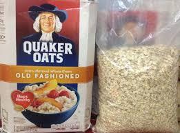 Bot yen mach Oatmeal Quaker Oats